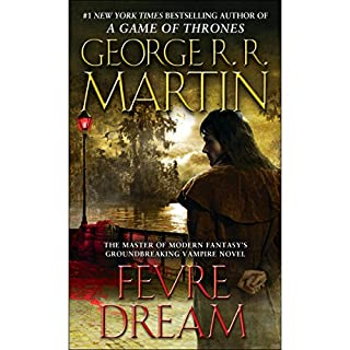Fevre Dream audiobook cover art