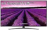 LG 123 cm (49 inches) 4K UHD Smart Nano-cell TV 49SM8100PTA (Ceramic Black)