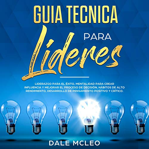 Guía Técnica para Líderes [Technical Guide for Leaders] cover art