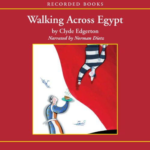 Walking Across Egypt audiobook cover art