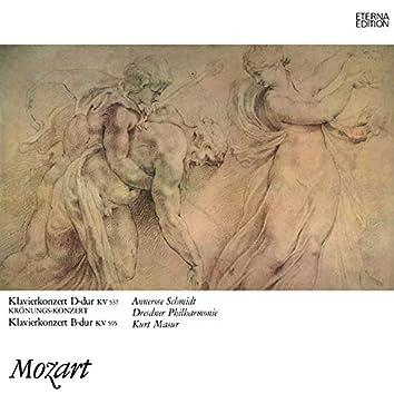 Mozart: Klavierkonzerte No. 26 & 27