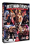 WWE: Best Main Events of the Decade 2010-2020 [DVD] [Reino Unido]
