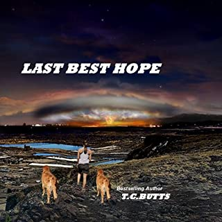 Last Best Hope audiobook cover art