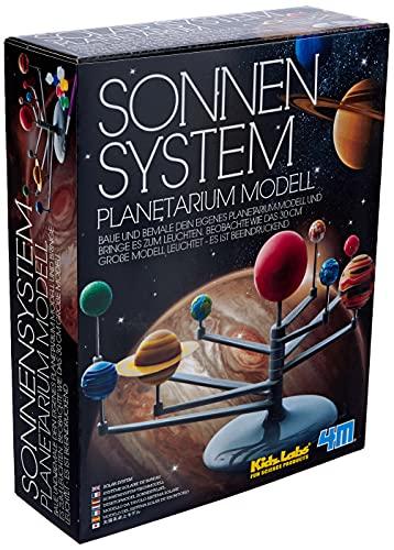 Kidz Labs, Modello planetario con Sistema Solare, 4 m, Multicolore