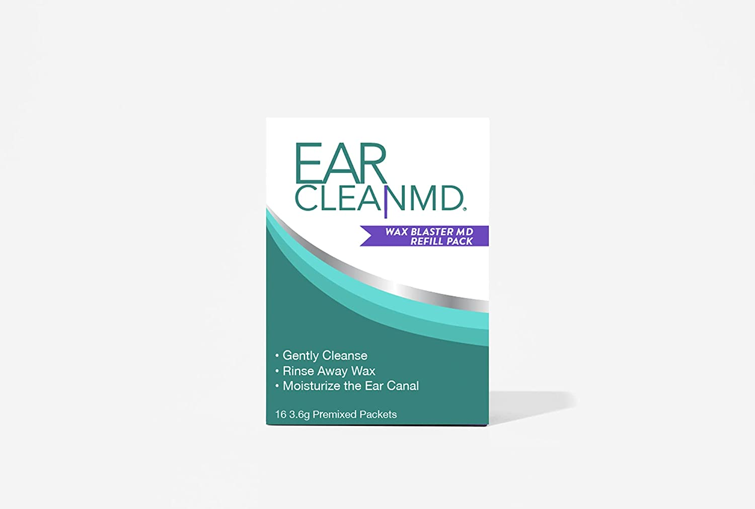 Ear Ranking TOP8 NEW before selling Clean MD® Kit Includes 16 Powder Ea Packets Premixed for