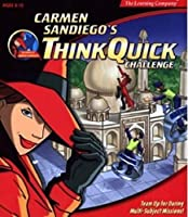 Carmen Sandiego Think Quick Challenge (輸入版)