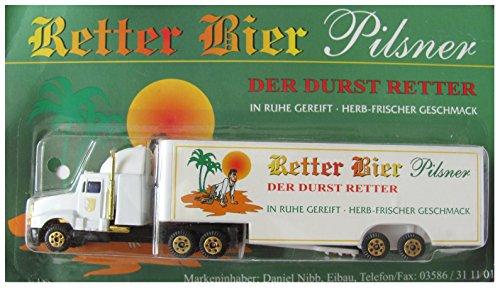 Retter Bier Nr.04 - Pilsner - Kenworth T800 - US Sattelzug