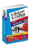 Dictionnaire Le Robert & Collins Mini Anglais