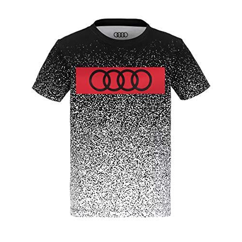 Audi T-Shirt Jungen (122/128)