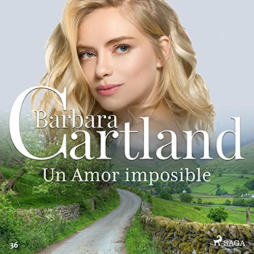 Diseño de la portada del título Un Amor imposible