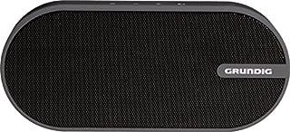 Grundig GSB 150 Ultra İnce Taşınabilir Bluetooth Hoparlör, Siyah