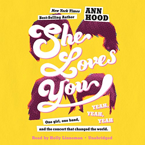 She Loves You (Yeah, Yeah, Yeah) audiobook cover art