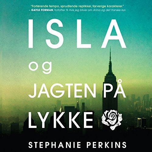 Isla og jagten på lykke audiobook cover art