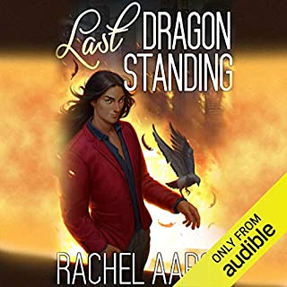 Last Dragon Standing cover art
