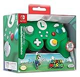 Nintendo Switch Luigi Wired Fight Pad Pro [ ] [Importación alemana]