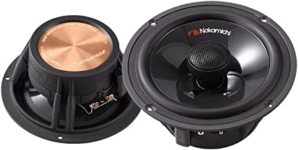 Nakamichi NSC1620 16.5cm (6.5'') 2-Way Coaxial Speaker