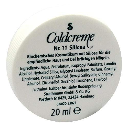 COLDCREME Nr.11 Silicea 20 ml
