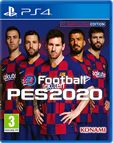 EFootball Pro Evolution Soccer para PS4