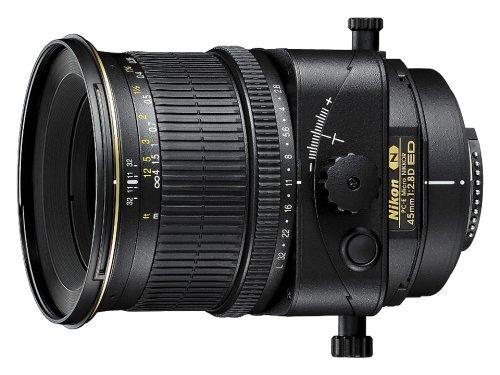Nikon PCレンズ PC-E NIKKOR 45mm f/2.8D ED フルサイズ対応
