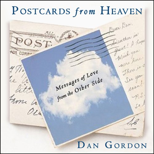 Postcards from Heaven audiobook cover art