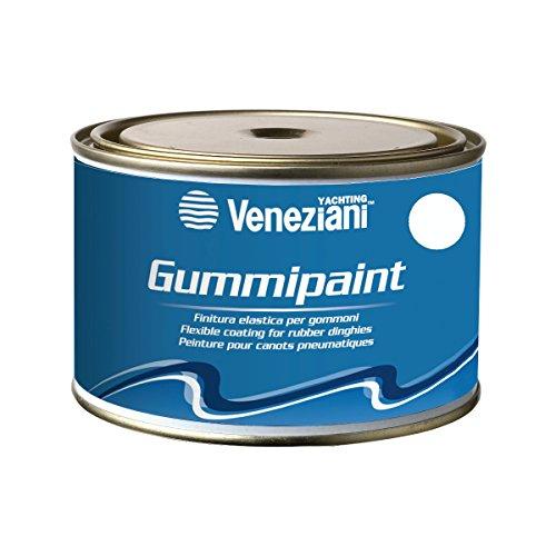 Osculati 65.009.01BI - Vernice elastica Gummipaint bianca