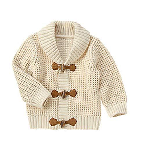 Gymboree - suéter bebe - Beige, 12-24 meses, Clothing