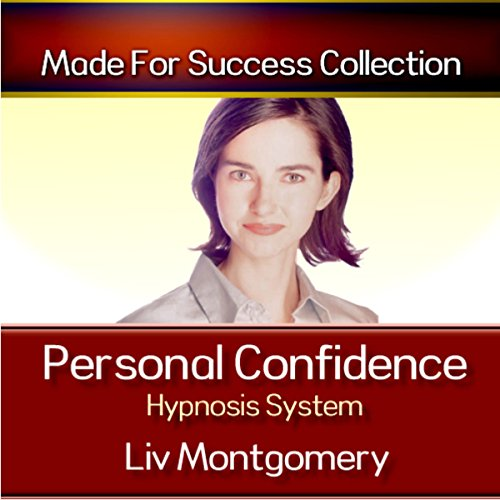 Personal Confidence Hypnosis System audiobook cover art