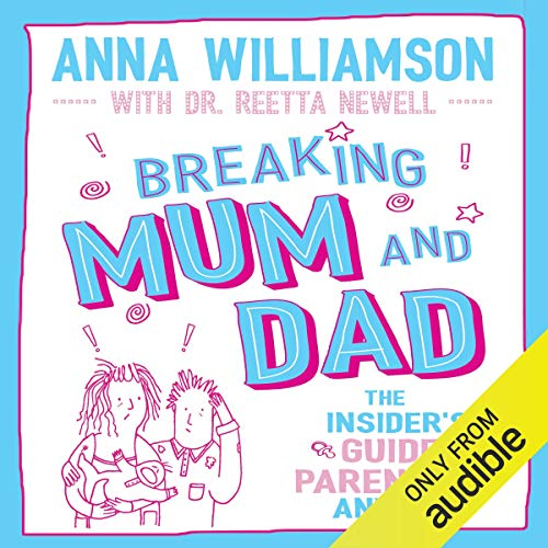 Breaking Mum and Dad cover art