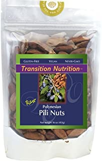 raw pili nuts for sale