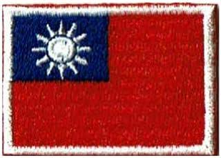 台湾国旗SS ワッペン