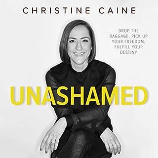 Unashamed audiobook cover art