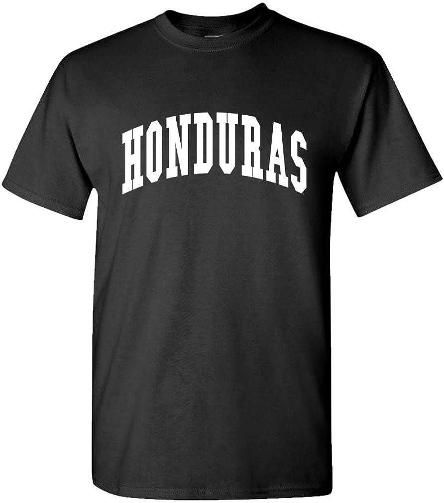 The Goozler Honduras - Country Pride Homeland Nation - Mens Cotton T-Shirt