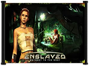 Enslaved Odyssey to The West Video Game Fabric Wall Scroll Poster (26