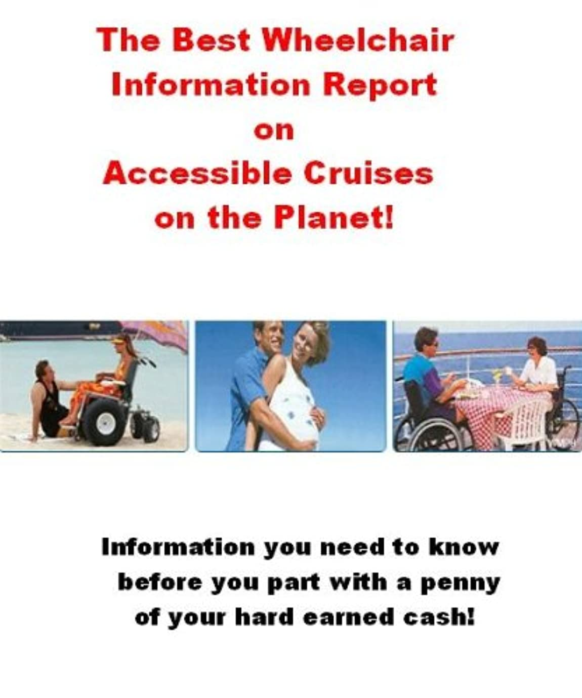 多様性生物学同意Wheelchair Accessible Cruising Information (English Edition)