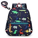 willikiva Cartoon Bus 12 Kindergarten Backpack for Kids...