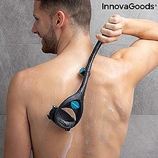 Innovagoods Afeitadora Plegable De Espalda Y Cuerpo Omniver ...