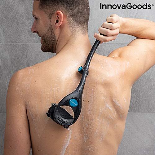 Innovagoods Afeitadora Plegable De Espalda Y Cuerpo Omniver