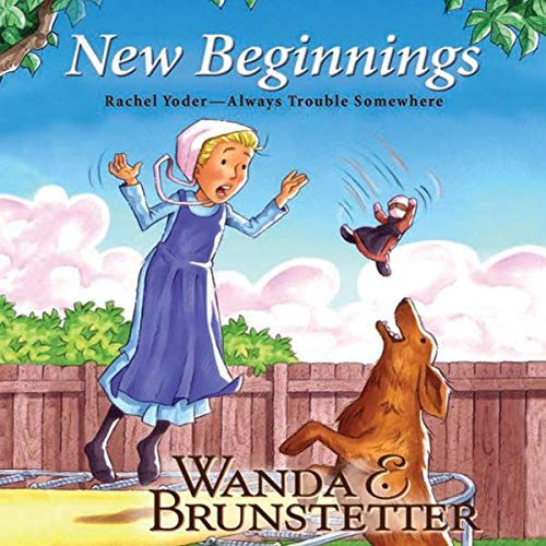 New Beginnings     Always Trouble Somewhere Series, Book 4              By:                                                                                                                                 Wanda E. Brunstetter                               Narrated by:                                                                                                                                 Ellen Grafton                      Length: 3 hrs and 33 mins     5 ratings     Overall 4.8