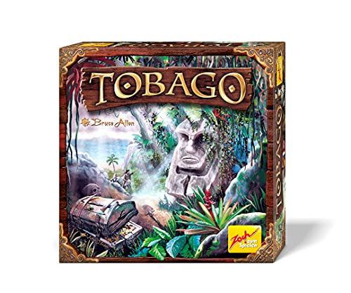 Zoch 601105152 Tobago Classic Family Adults and Children, Group Game for...