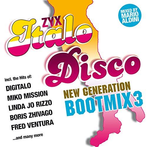 ZYX Italo Disco New Generation Boot Mix 3