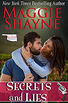Secrets and Lies (The Oklahoma Brands Book 3) by [Maggie Shayne]