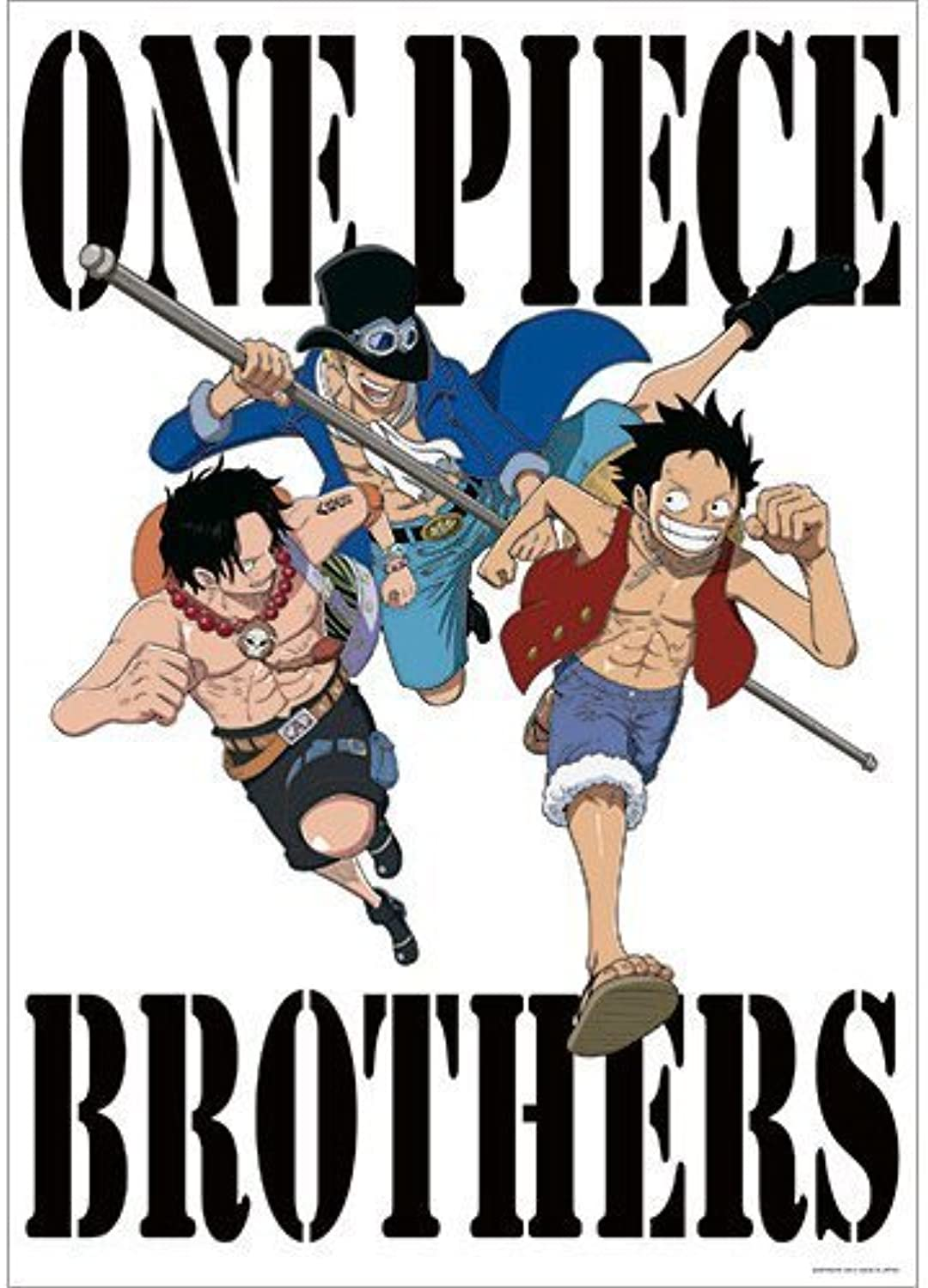 The most lottery ONE PIECE Heated bonds ed H Award Clear Poster ONEPIECE BredHERS separately