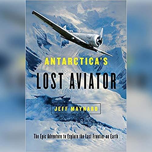 Antarctica's Lost Aviator cover art