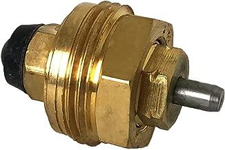 TA Heimeier Thermostat-Unterteil V-exakt II RG vernickelt Durchgang 3//4 Zoll kvs 0,86 3712-03.000