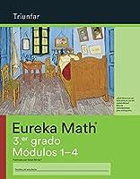 Spanish - Eureka Math Grade 3 Succeed Workbook #1 (Modules 1-4)