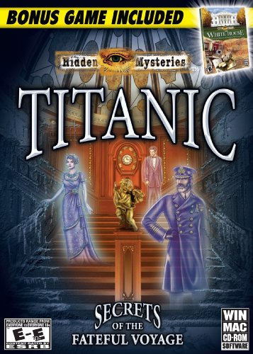 Hidden Mysteries: Titanic - Secrets of the Fateful Voyage - PC