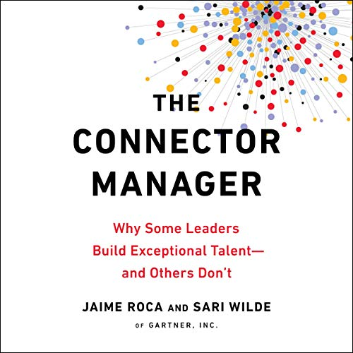 The Connector Manager audiobook cover art