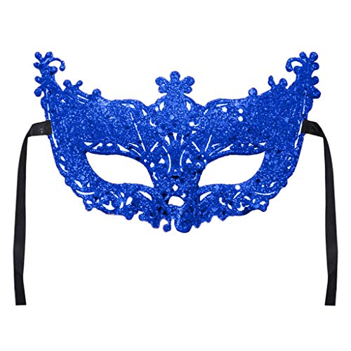 DEELIN Karneval Vielfalt Maske Venezianische Maskerade Masken Karnevalparty Kostümfest Party