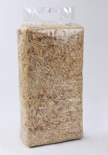 Dinkelstroh Einstreu fürs Nagerheim, 12kg
