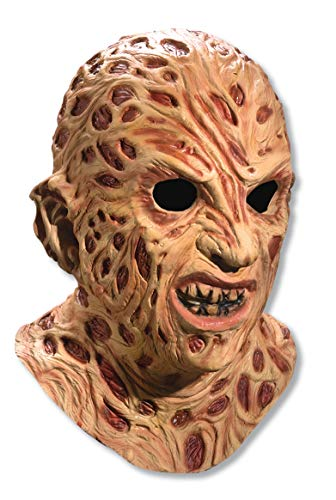 Freddy Krueger Realistic Mask, Never Sleep Again
